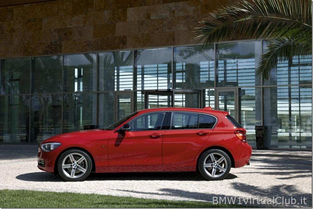 BMW Serie 1 E87 vs Serie 1 F20 (4/6)