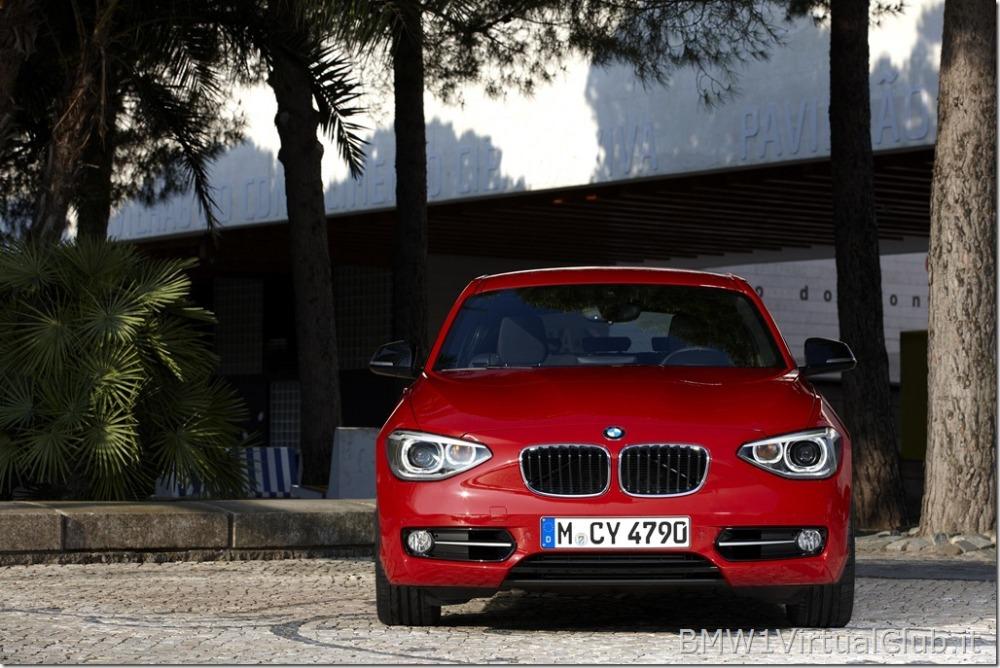 BMW Serie 1 E87 vs Serie 1 F20 (2/6)