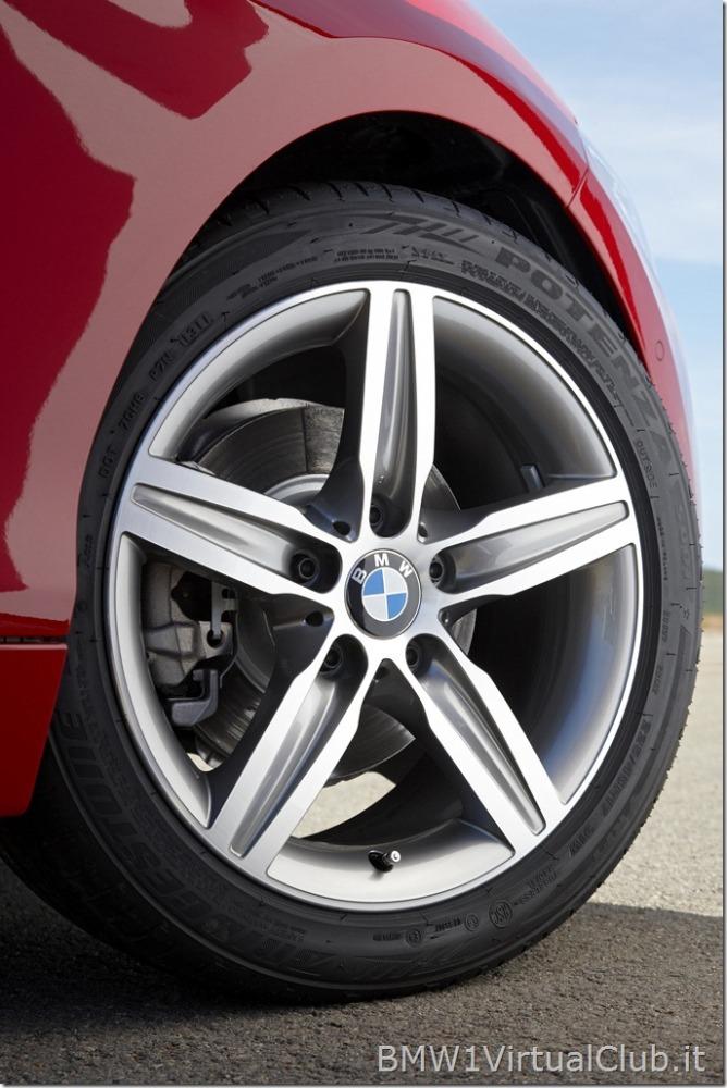 BMW Serie 1 E87 vs Serie 1 F20 (5/6)
