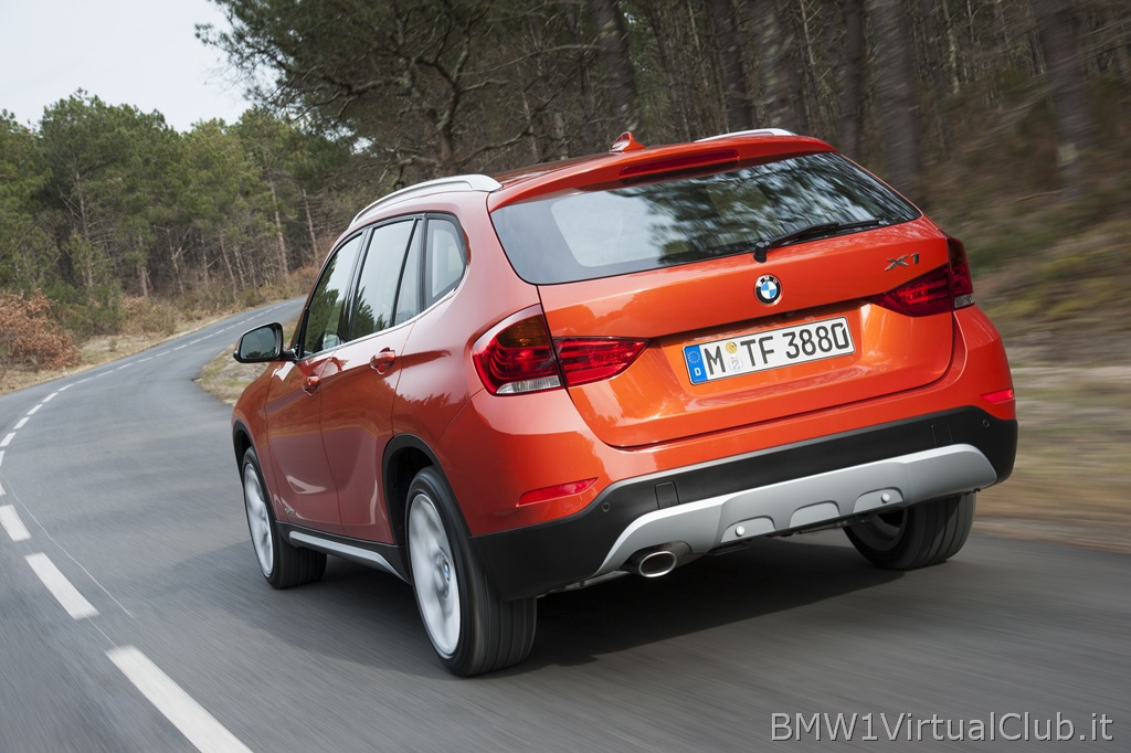 Bmw x1 sdrive 18d фото